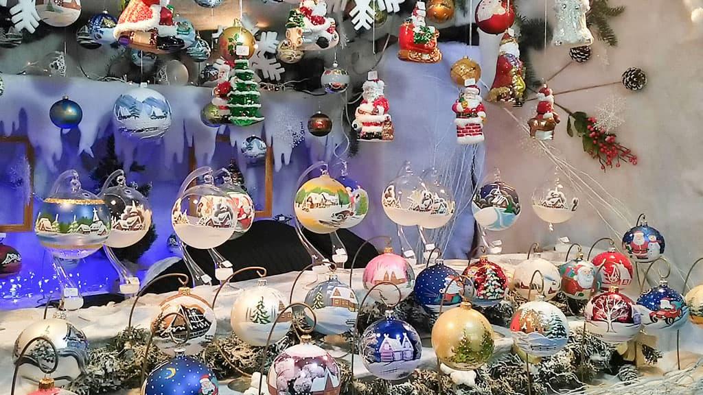 Kaysersberg boules de Noël décoratives