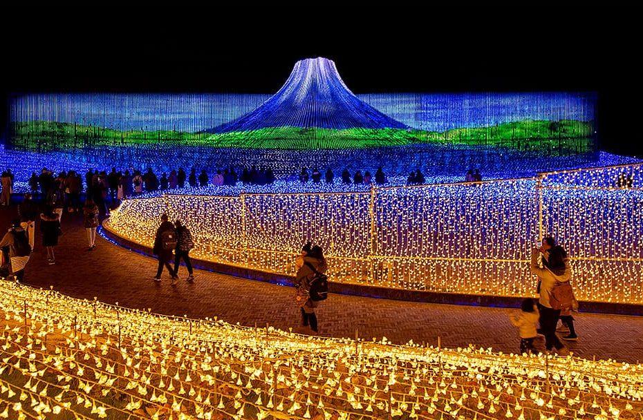 décoration de Noël au Japon