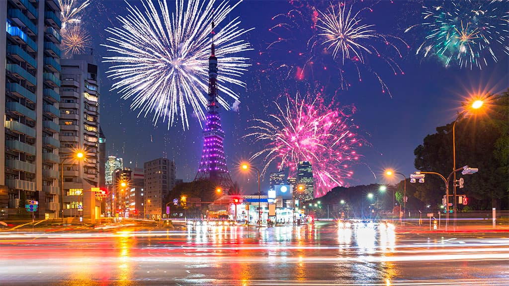 feu artifice nouvel an- apon