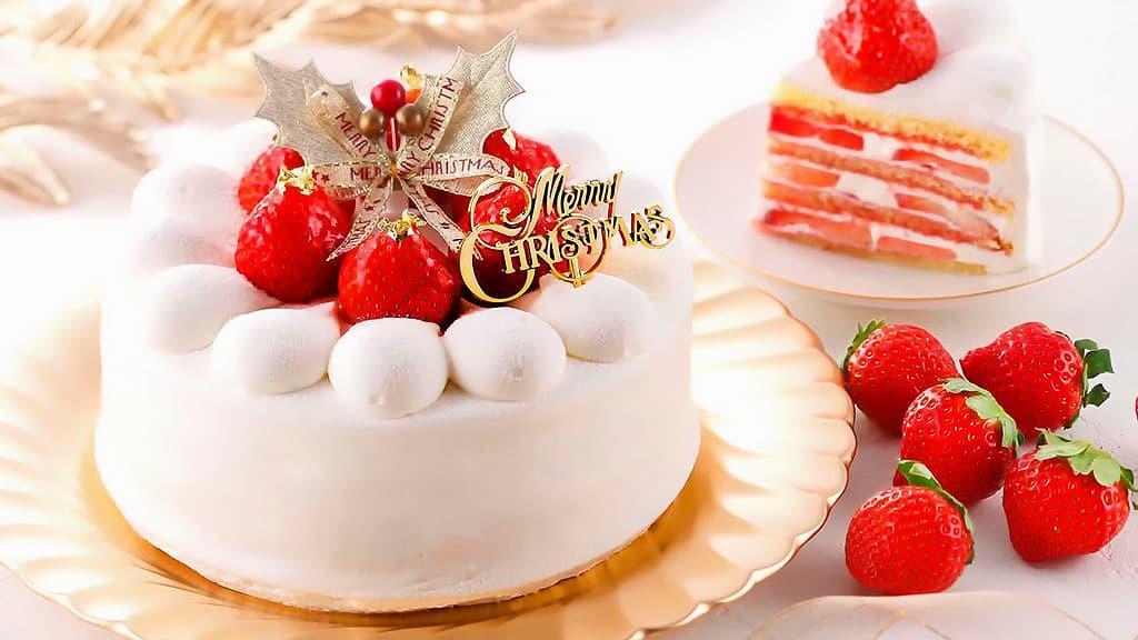 gâteau de Noël japonais