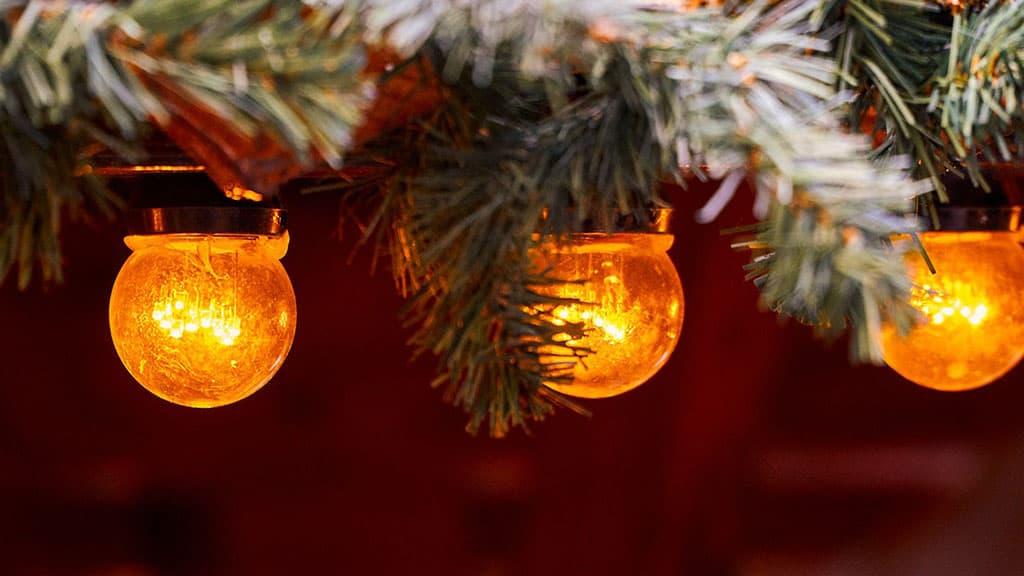 Ampoules de Noël Led