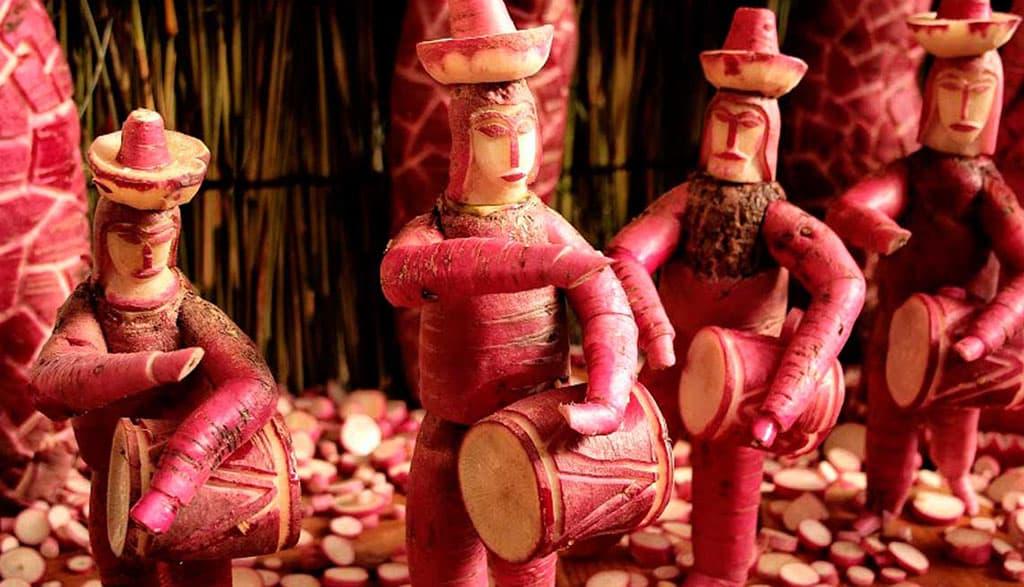 Figurines de Noël du Mexique