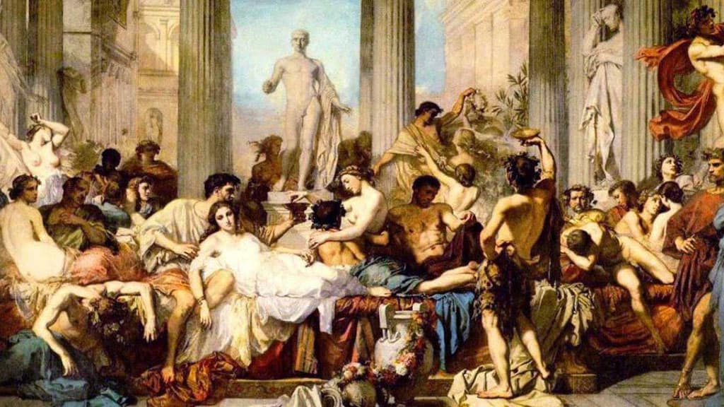 Les Saturnales ou le NOËL des Romains