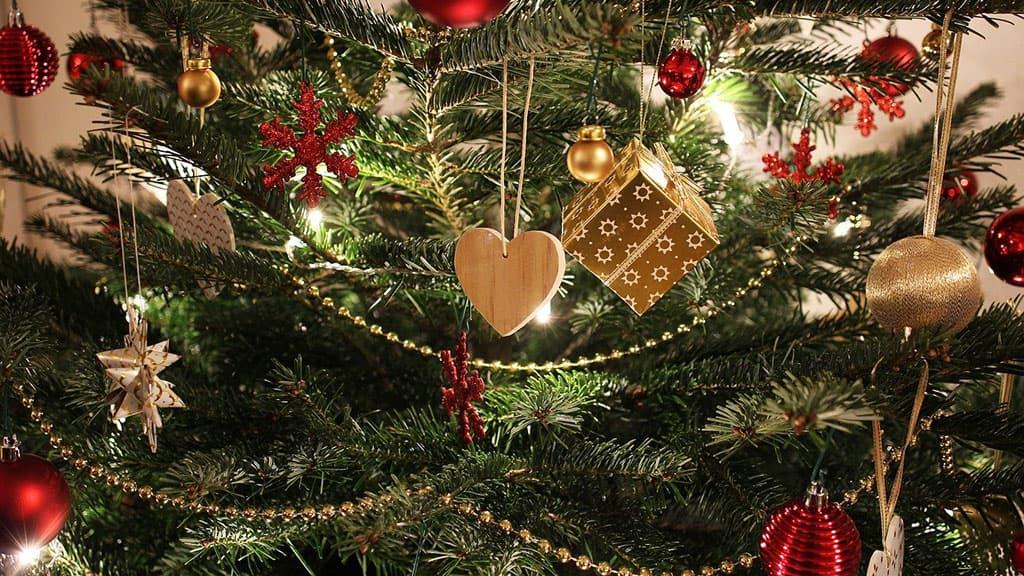 Ornement du sapin de Noël