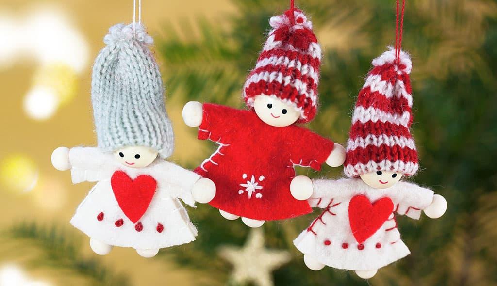 Petites décorations figurine