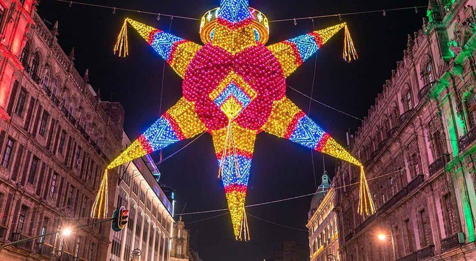 fêter Noël au Mexique