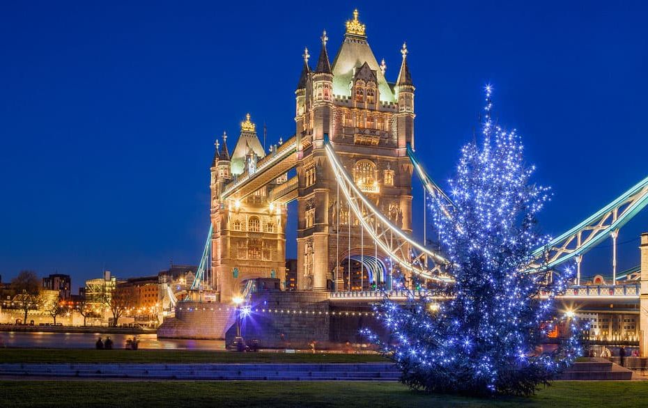 Noël en Angleterre
