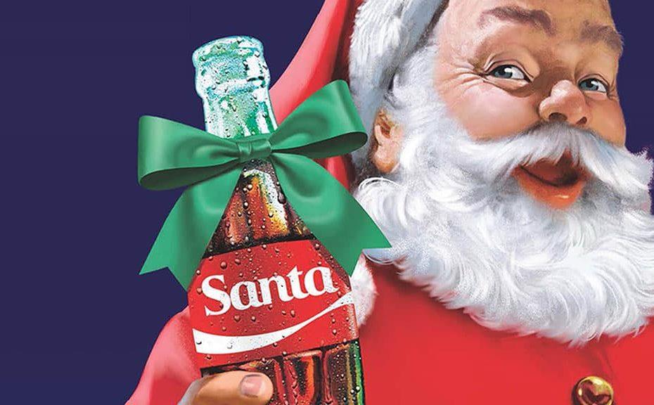 dessin du père Noël