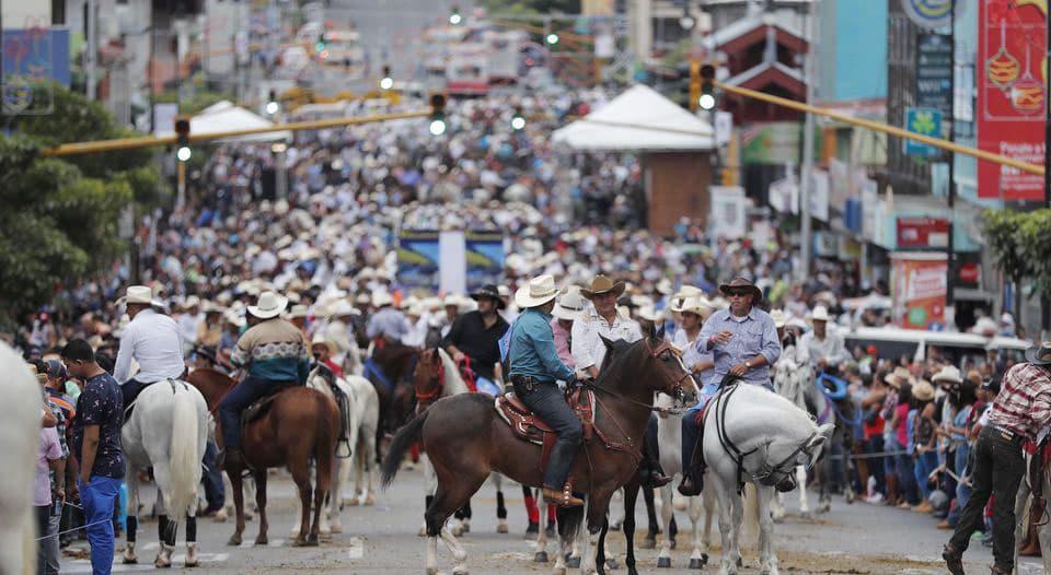 La parade El Tope