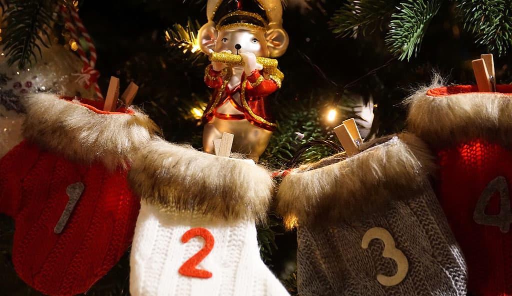 Décorations arbre de Noël