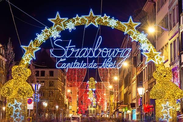 Marché Noel Strasbourg